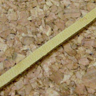 画像1: 鹿革ヒモ 5mm幅