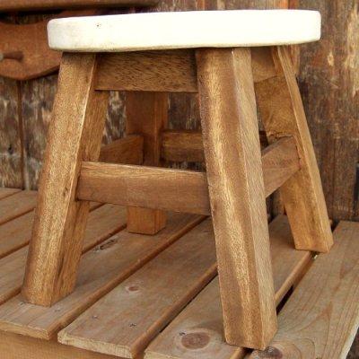 画像2: 人気者ココペリのスツール(椅子)