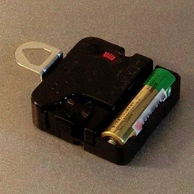 画像3: アメリカンなウォールクロック 『Garage Clock(ガレージクロック)』