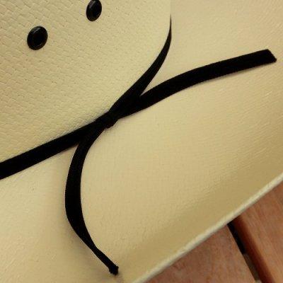 画像1: ストローハット:【M&F】Twister